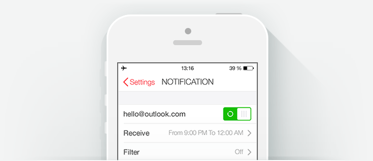 push-notification-in-myMail-app
