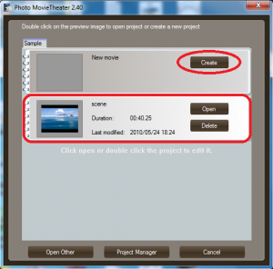 Create-new-movie-video-with-image-or-photo