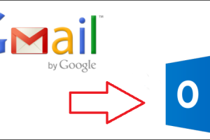 How to access Gmail.com account using Microsoft outlook.com account