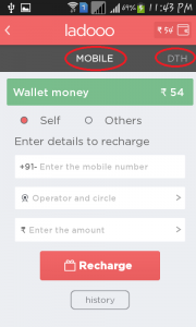 free-recharge-your-mobile-or-DTH-using-ladoo-wallet