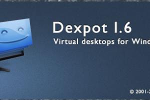 dexpot-for-multiple-virtual-desktop-for-window-Virtual Desktop