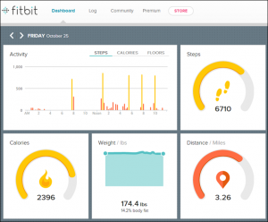 Fitbit app now for window phone users