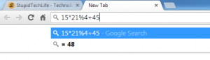 arithmetic-prblrm-solving-using-google-chrome-chrom-tricks-blogger