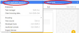 create-application-shortcut-of-website-blog
