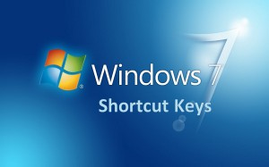 Simple but useful keyboard shortcuts in window 7 –Part I