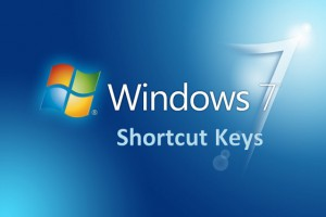 Simple but useful keyboard shortcuts in window 7 –Part 2