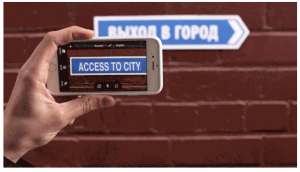 Read real time text image in camera using Word Lens and Google Translator