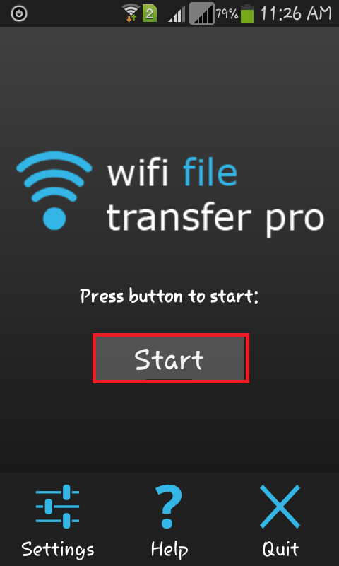 transfer-file-at-highest-speed-start-transfer