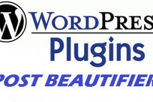 5 WordPress plugins to Beautify your blog posts