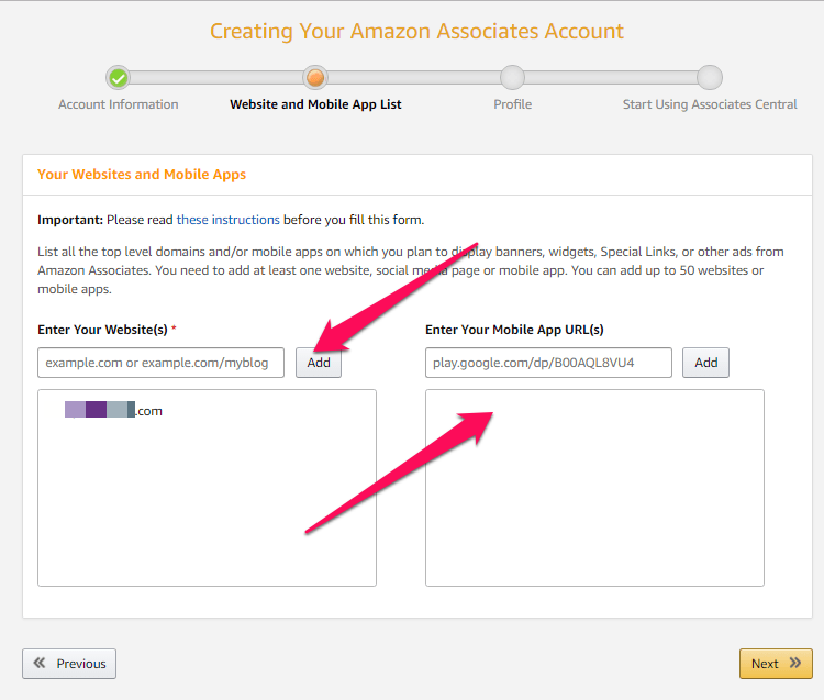 how to get amazon affilate