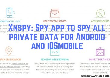 Xnspy: Spy app to spy all private data for Android and iOS SmartPhone