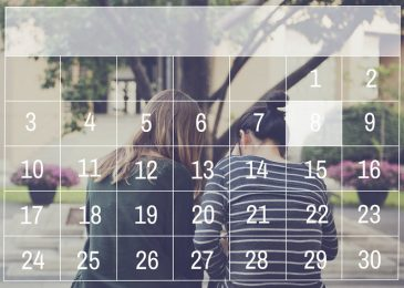 Friends_having_fun_on_calendar_background