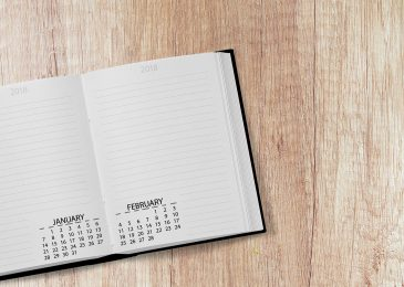 How to successfully schedule study time with a printable calendar