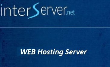 InterServer : One Web hosting server for all