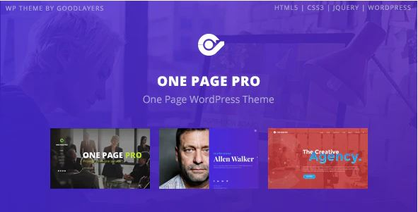 one-page-pro-theme