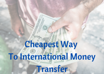 Cheapest Way To International Money Transfer